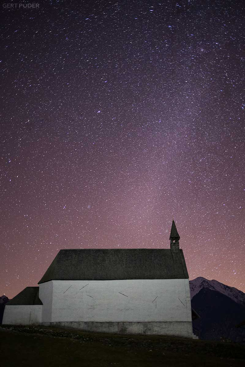Le Sternenhimmel vacanza sci val d ultimo inverno